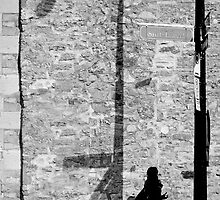 Shadow on St-Laurent by Valerie Rosen