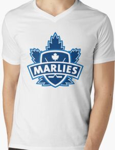 Toronto Marlies Mens V-Neck T-Shirt
