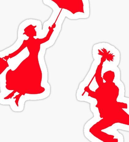 Mary Poppins 3 Sticker