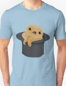 Baby Sloth in a Top Hat T-Shirt