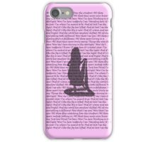 I See the Light Alternate Purple 1 iPhone Case/Skin