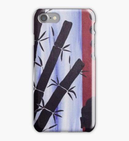 Share Favorite 'Bamboo & Buddha' iPhone case iPhone Case/Skin