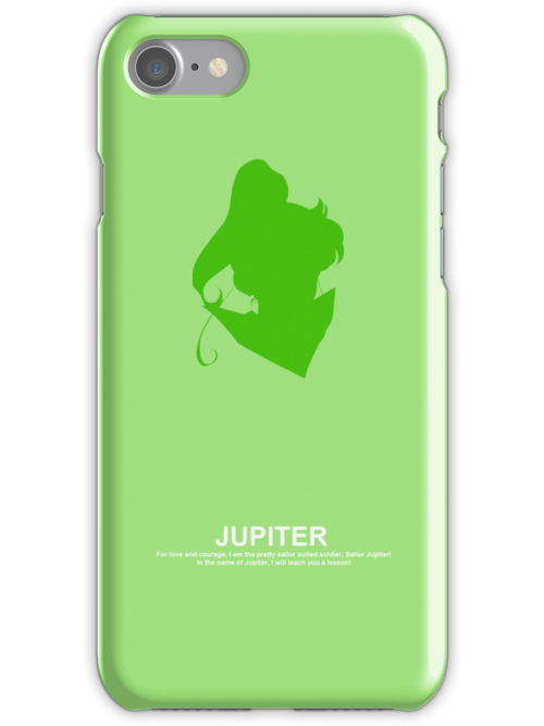 Sailor Jupiter Case by Oshiokiyo