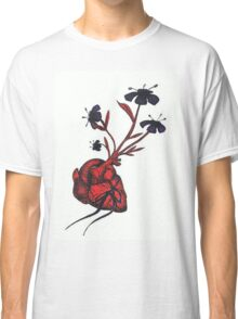 Listen to Your Heart... Eat Healthy Classic T-Shirt