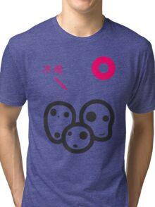 Kodama (Forest Spirit Advisory) Tri-blend T-Shirt