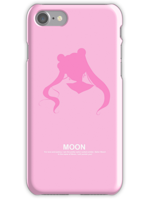 Sailor Moon Case by Oshiokiyo