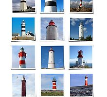 Lighthouses Part I. by Anne Seltmann