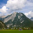 Mountain Town by gernerttl