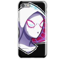Spidergwen Punk Rocker iPhone Case/Skin