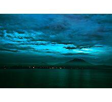 Mount Agung Photographic Print