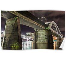 Merivale Bridge • Brisbane Poster