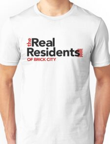 'The Real Residents of Brick City (TRRoBC)' Unisex T-Shirt