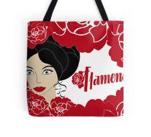 Vintage poster Flamenco Tote Bag