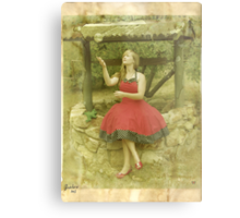 The Princess and the Frog (responsibilty is over-rated) Metal Print