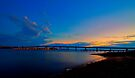 San Remo sunset by collpics