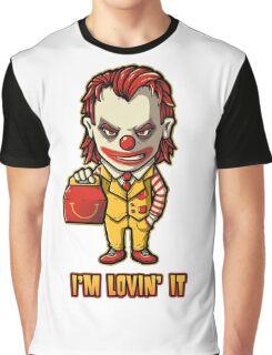 Mc'D Joker - Batman - Mashup Graphic T-Shirt