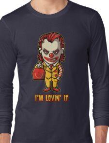 Mc'D Joker - Batman - Mashup Long Sleeve T-Shirt