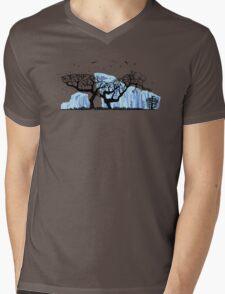 Scrat Tree Mens V-Neck T-Shirt
