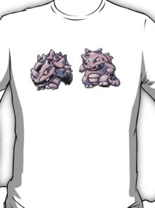 Rhyhorn evolutions T-Shirt