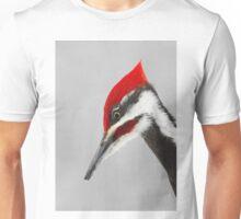 Pileated Woodpecker Portrait T-Shirt