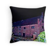 The Tudor Barn Eltham Throw Pillow