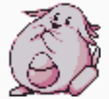 Chansey evolution  by kyokenbyo