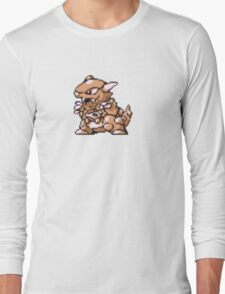 Kangaskhan evolution  Long Sleeve T-Shirt
