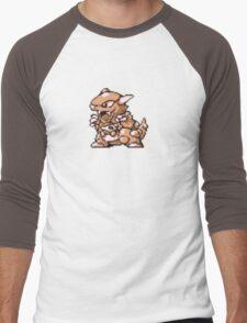 Kangaskhan evolution  Men's Baseball ¾ T-Shirt