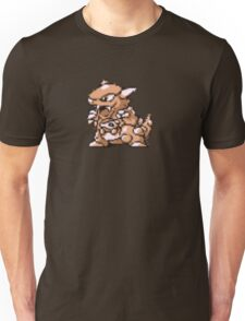 Kangaskhan evolution  Unisex T-Shirt