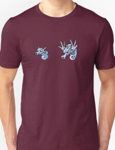 Horsea evolution  Unisex T-Shirt