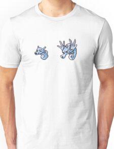 Horsea evolution  Unisex T-Shirt