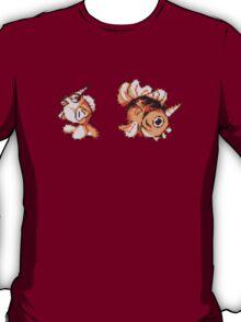 Goldeen evolution  T-Shirt