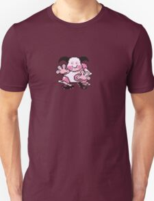 Mr. Mime evolution  Unisex T-Shirt