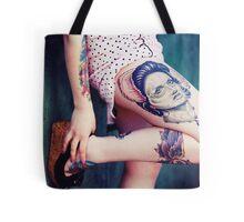 Tattoo I Tote Bag