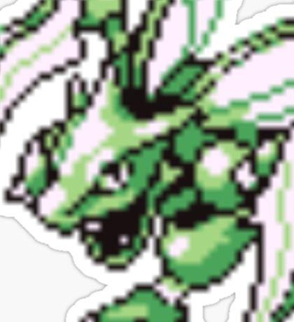 Scyther evolution  Sticker