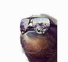 Cashmoney Sloth w/ sunglasses Unisex T-Shirt