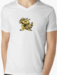 Electabuzz evolution  Mens V-Neck T-Shirt