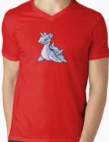 Lapras evolution  Mens V-Neck T-Shirt