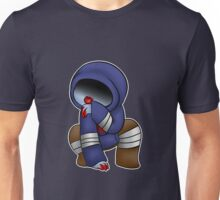 Hunter paw-clean Unisex T-Shirt