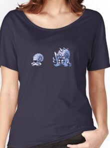 Omanyte evolutions Women's Relaxed Fit T-Shirt