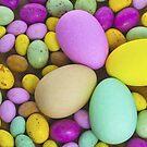 Easter eggs by Debu55y