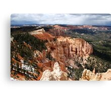 Bryce Canyon National Park,Utah,USA Canvas Print