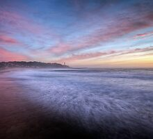 Sunrise Comes Softly  by John Morton