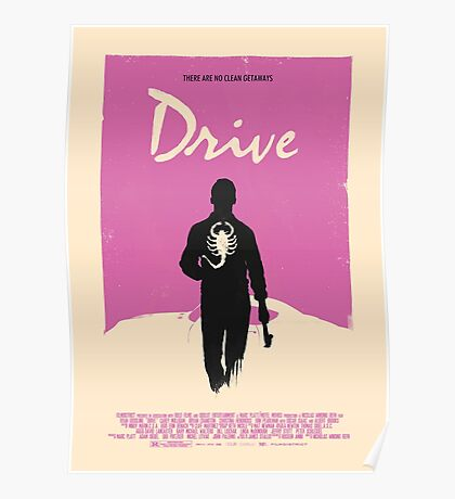 Drive 2011 Poster Poster