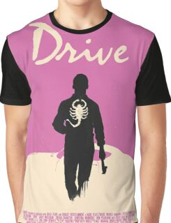 Drive 2011 Poster Graphic T-Shirt
