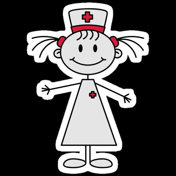 Cute Little Happy Nurse by Style-O-Mat