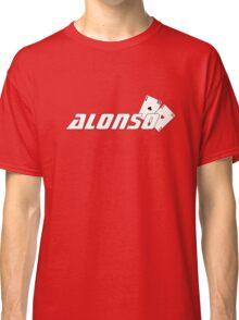 Fernando Alonso (ferrari colours) Classic T-Shirt