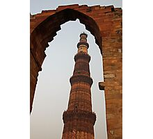 Tallest Free-Standing Minaret Photographic Print