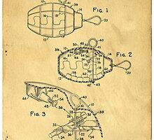1960s Toy Hand Grenade by Edward Fielding