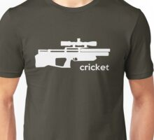 Kalibrgun Cricket Airgun T-shirt Unisex T-Shirt